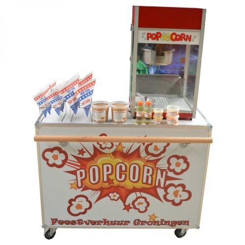 Popcorn kraam