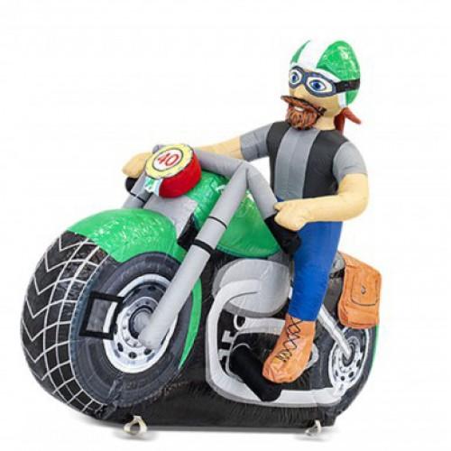 Abraham op motor