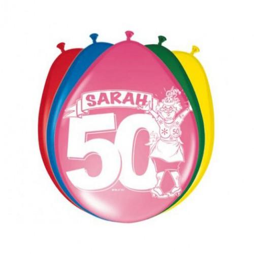 Sarah ballonnen (24 stuks)