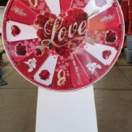 Rad van fortuin-Love