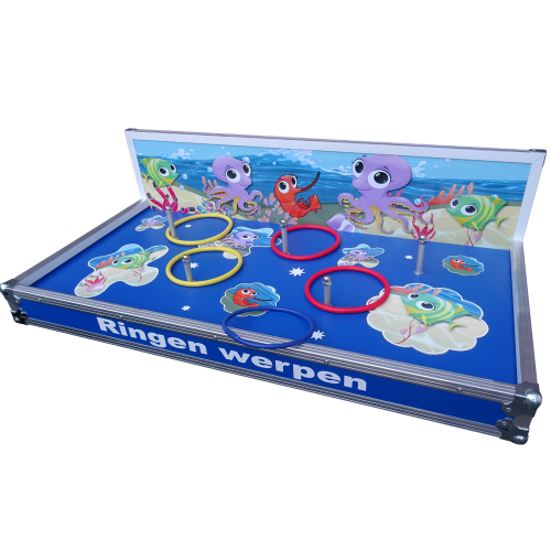 Ringwerpen octopus