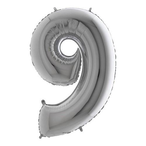 Balloncijfers 100 cm