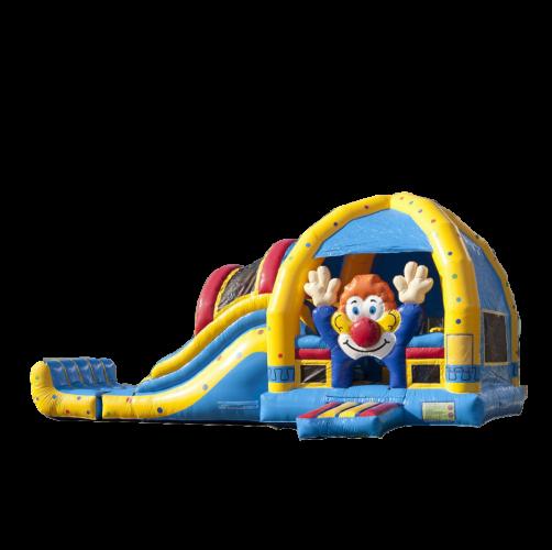 Springkussen multiplay clown super