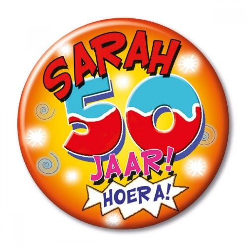 Button Sarah 50 klein