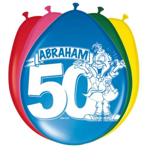 Abraham ballonnen (24 stuks)