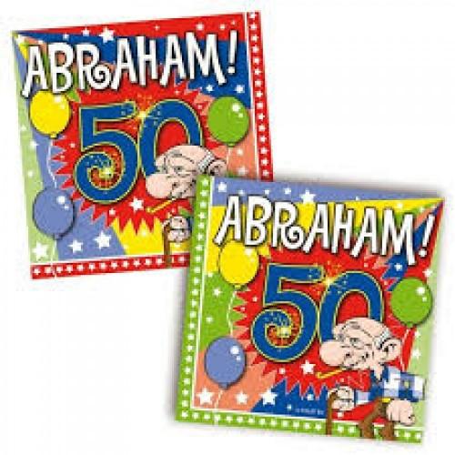Abraham servetten explosion