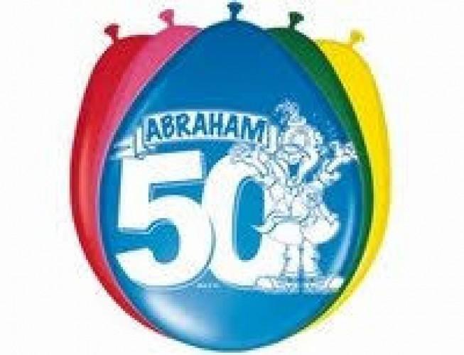 Abraham ballonnen 6 stuks