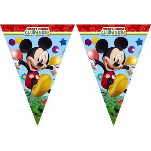 Vlaggenlijn Disney 2,3 meter