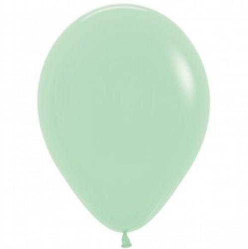 Ballonnen Crystal Mat 30 cm 10 stuks