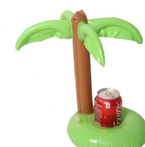 Opblaasbare drankenhouder palm