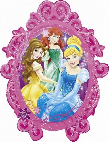 Folieballon Princess frame 78 cm