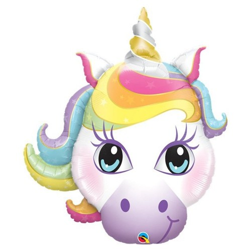 Folieballon Unicorn Magical 96 cm