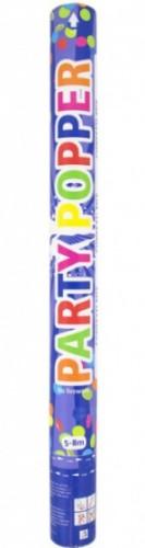 Confetti shooter kleurenmix 57 cm
