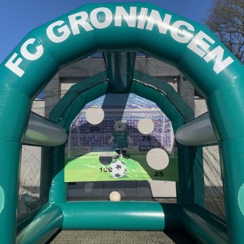 Voetbalgoal FC Groningen