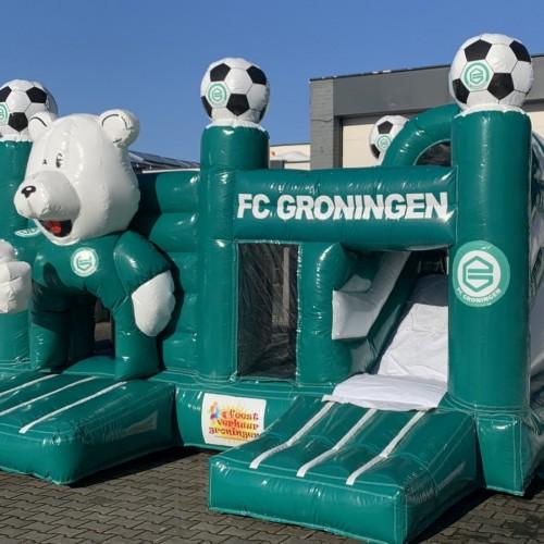 Springkussen Multiplay FC Groningen