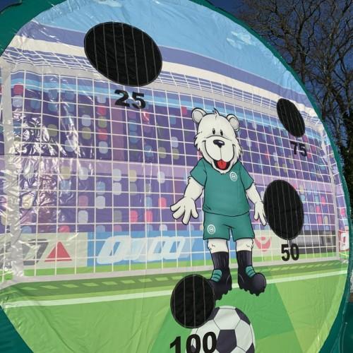 Voetbaldart FC Groningen
