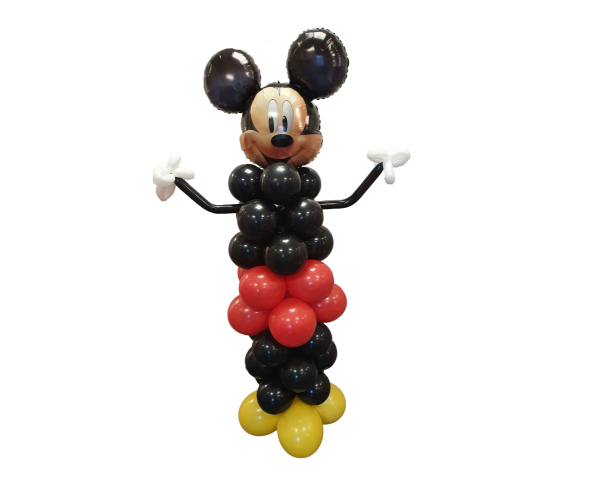 Ballonnenzuil - Mickey en Minnie Mouse