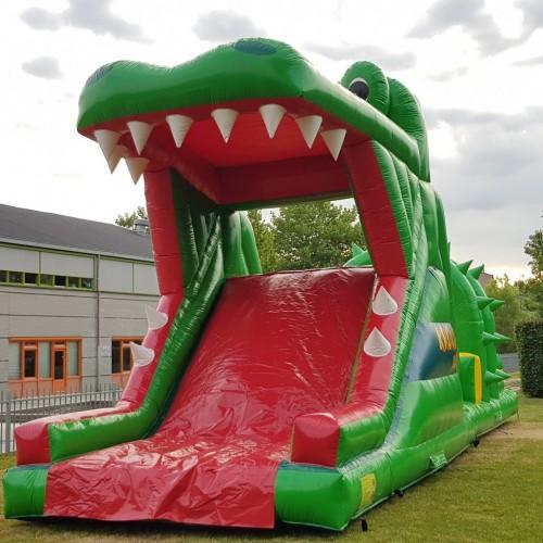 Stormbaan krokodil 13,5 meter