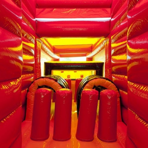 Stormbaan vrachtwagen 14 meter